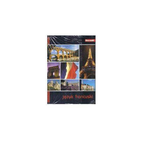 Dan-mark Zeszyt a5/60k kratka język francuski (10szt) (5905184916060)