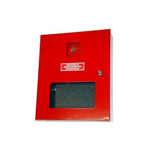 Szafka na instrukcję bezpieczeństwa pożarowego f-360, marki B/d