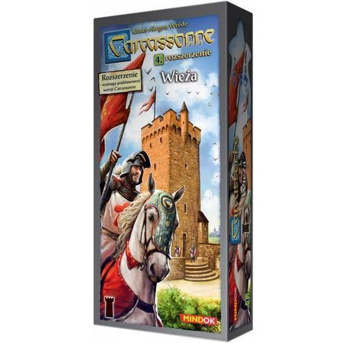 Bard Gra Carcassonne Wieża, 1_643611
