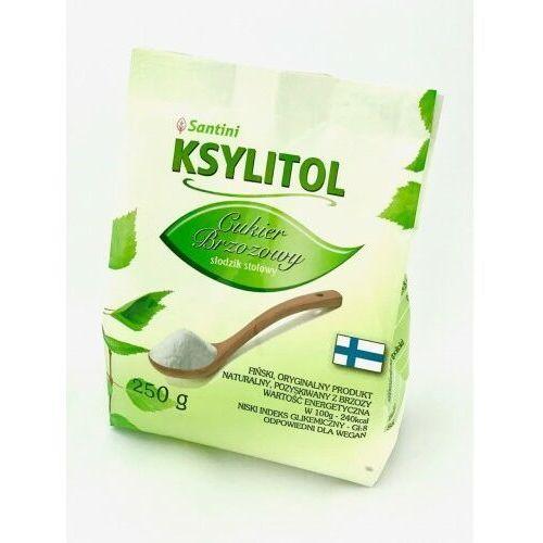Santini Ksylitol 250 g (torebka) - (finlandia) (5908234462500)