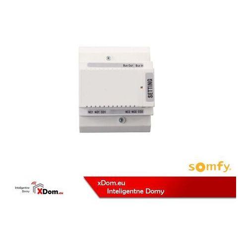 Somfy 9020332 moduł przekaźnikowy anty-sabotażowy dla systemu vsystem pro