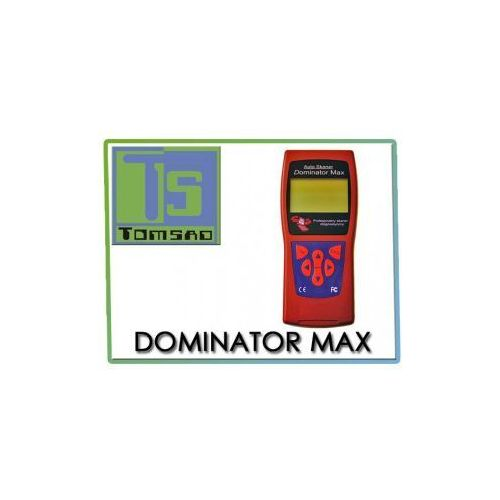 Dominator max vw, bmw, nissan, opel, toyota, lexus, honda, ford - tester diagnostyczny marki Mari
