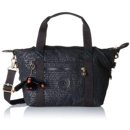 Kipling damski Rodzaj S torba z uszami, 44 x 27 x 18 cm - czarny - 44x27x18 cm (B x H x T), K12645