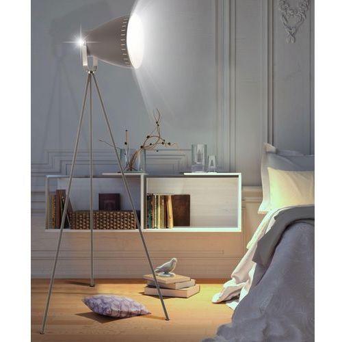 Leuchten Direkt EVA Lampa Stojąca Siwy, 1-punktowy - Nowoczesny/Przemysłowy/Loft - Obszar wewnętrzny - EVA - Czas dostawy: od 4-8 dni roboczych