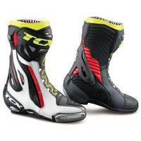 BUTY SPORTOWE TCX RT-RACE PRO AIR WH/RED/YEL. FLUO