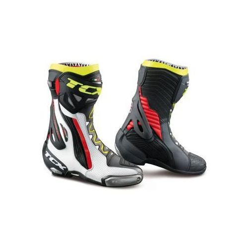 Buty sportowe rt-race pro air wh/red/yel. fluo, Tcx