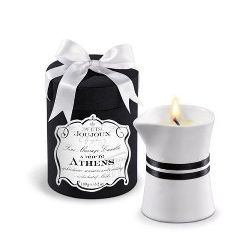 Mystim (ge) Świeca petits joujoux fine massage candles - a trip to athens (duża)
