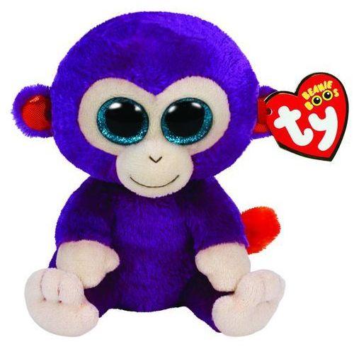 Maskotka małpka beanie boos 15 cm marki Ty