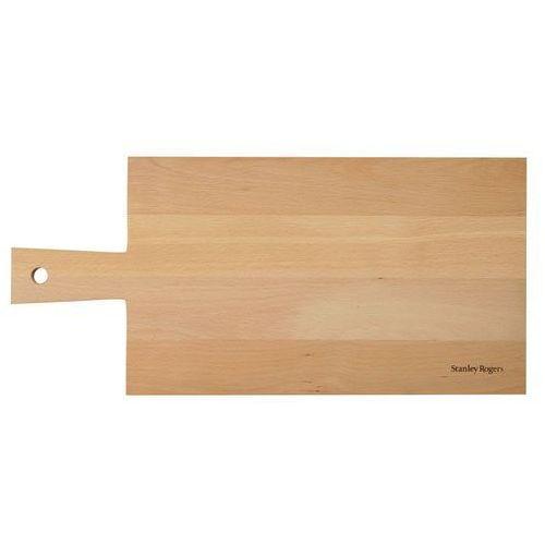 Fackelmann bukowa deska do krojenia z uchwytem 45 x 21 x 1,5 cm