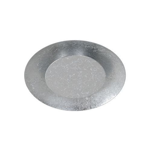 Lucide 79177/06/14 - led lampa sufitowa foskal led/6w/230v 21,5 cm srebrna