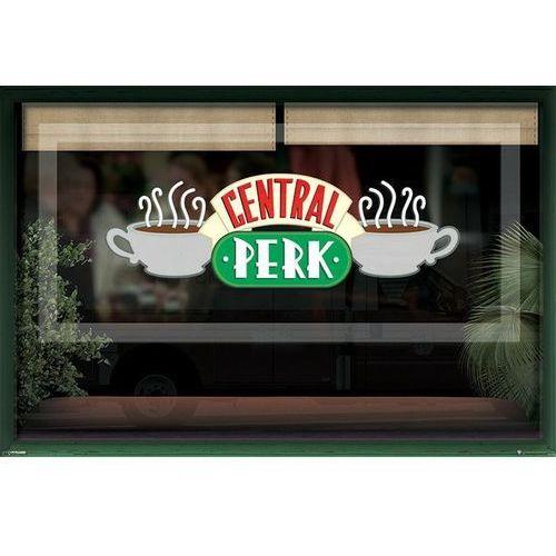 Friends / Przyjaciele (Central Perk Window) - plakat z kategorii Plakaty