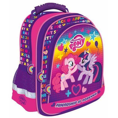MAJEWSKI Plecak szkolny My Little Pony Darmowy odbiór w 19 miastach! (5903235191374)
