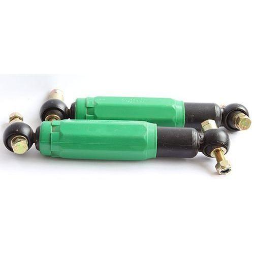 Zestaw: dwa amortyzatory osi przyczepy  octagon 900 -1600 kg zielone marki Al-ko
