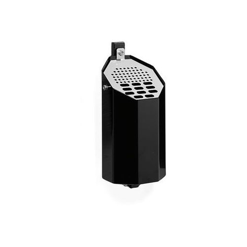 Czarna popielnica ścienna o wys.290mm średnica 160mm - sprawdź w wybranym sklepie