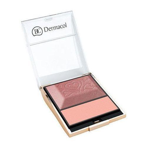 Dermacol  blush & illuminator róż 9 g dla kobiet 4