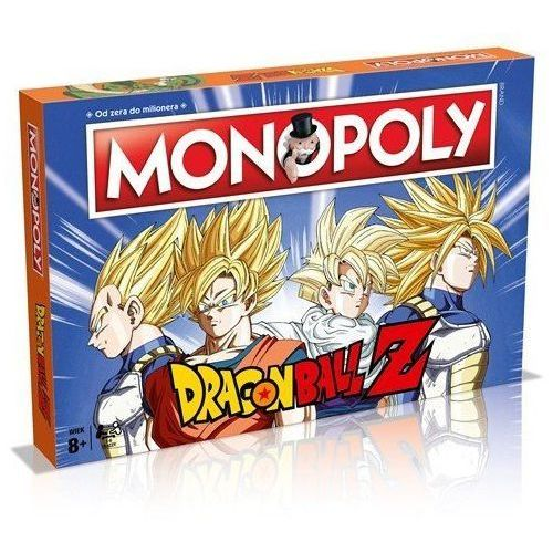 Winning moves Monopoly dragon ball z (5036905003001)