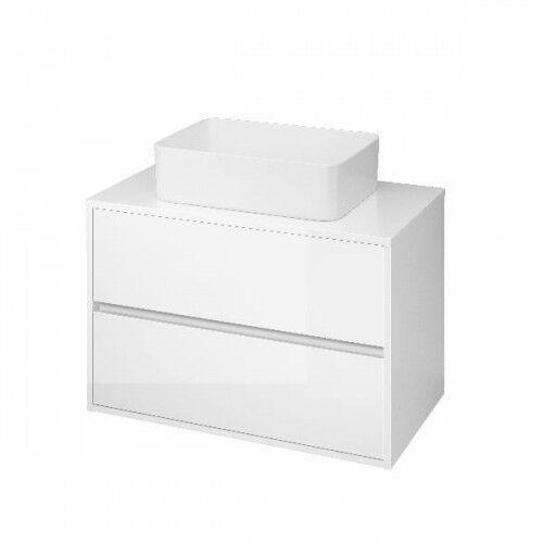 CERSANIT CREA Szafka 80 pod umywalki nablatowe, biała S924-005 (5902115724312)