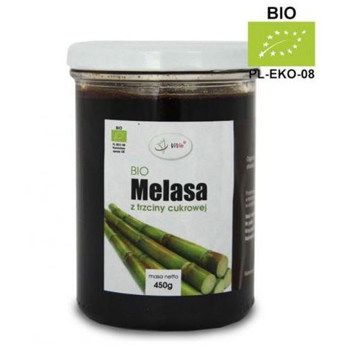 Bio melasa z cukru trzcinowego 450g marki Vivio