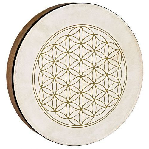 Meinl sonic energy hd16wb-fol hand drum 16″ flower of life instrument perkusyjny