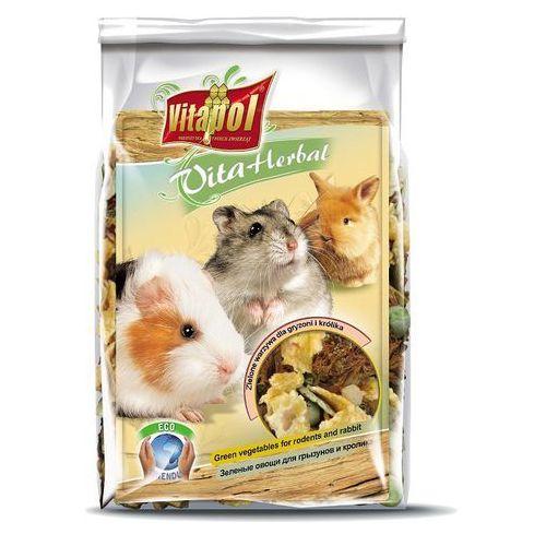 zielone warzywa dla gryzoni i królika 150g - darmowa dostawa od 95 zł! marki Vitapol