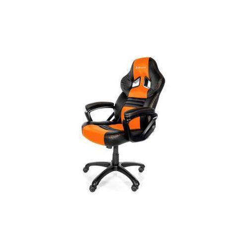 Arozzi Fotel gamingowy monza (monza-or) czarna/pomarańczowa