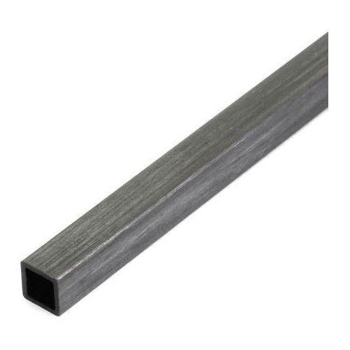 Profil węglowy kwadratowy 6,0/6,0 x 1000 mm otwór 5,0 mm