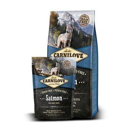 Brit CARNILOVE SALMON ADULT 1,5KG