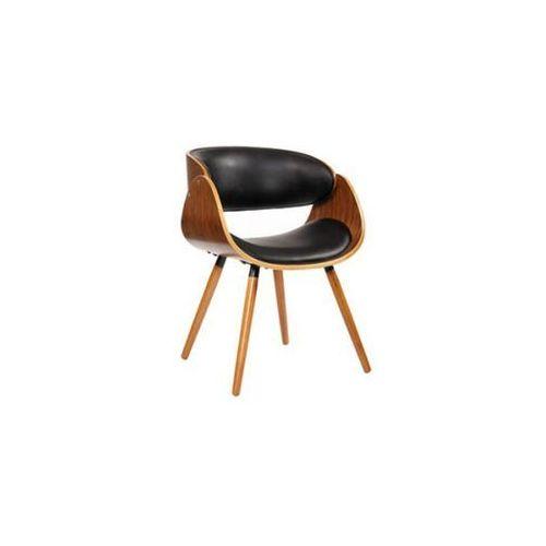 Signu Design Krzesło BARLO czarne, kolor czarny