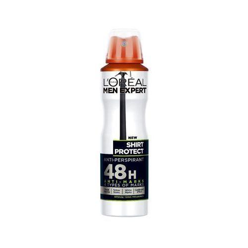 Men expert shirt protect dezodorant spray 150ml marki L'oreal paris