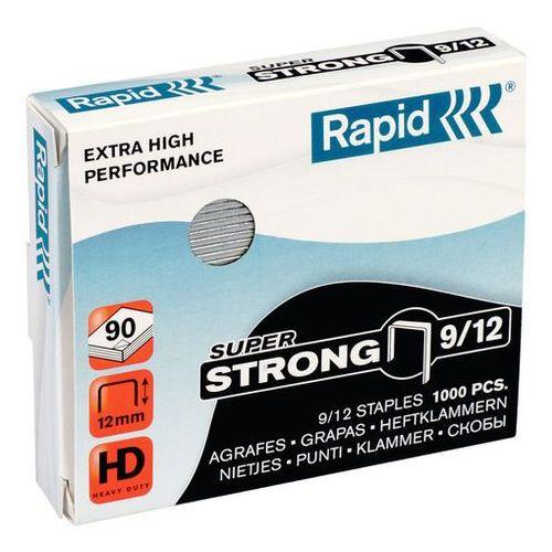Zszywki super strong 9/12 (1000 szt.) marki Rapid