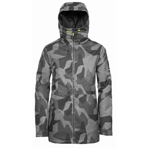 Kurtka - stride jacket asymmteric grey (812) rozmiar: m marki Clwr