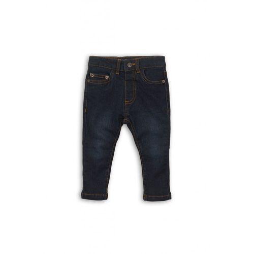 Spodnie niemowlęce jeansowe 5L35AT