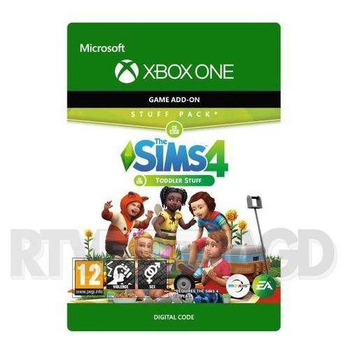 Microsoft The sims 4 - małe dzieci akcesoria dlc [kod aktywacyjny] xbox one