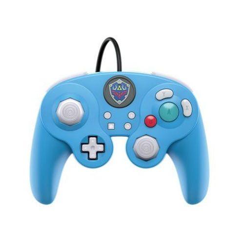 Kontroler PDP Fight Pad Super Smash Bros - Zelda Link (0708056064341)