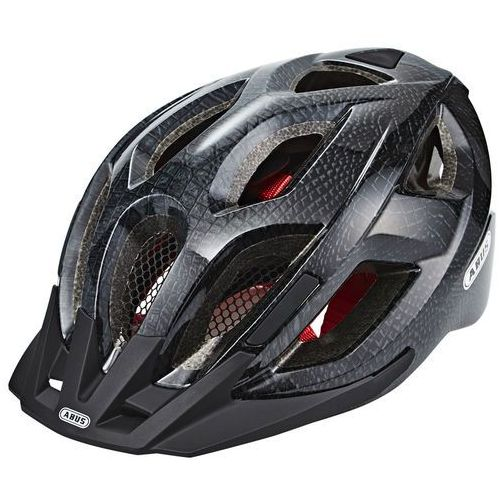ABUS Aduro 2.0 Kask rowerowy szary/czarny M | 52-58cm 2018 Kaski rowerowe (4003318725562)