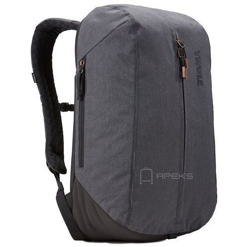 "vea 17l plecak miejski na laptop 15"" / black - black marki Thule"