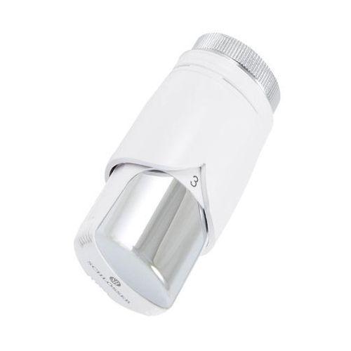 Głowica termostatyczna M30 x 1,5 DIAMANT BIAŁY-CHROM SCHLOSSER