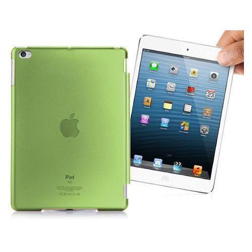 Przezroczyste etui Back Cover do Apple iPad mini 4 - Zielony, kup u jednego z partnerów