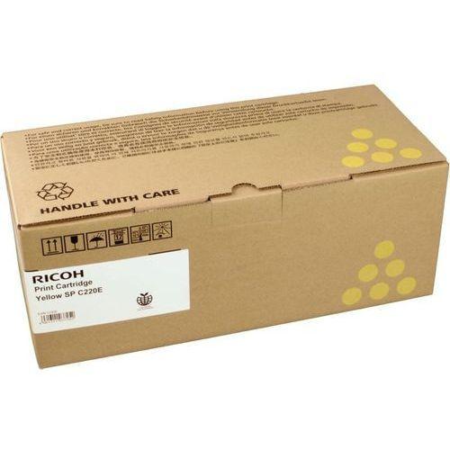 Ricoh toner Yellow typ SP C220E, 407643, 406055, 406106, 406768