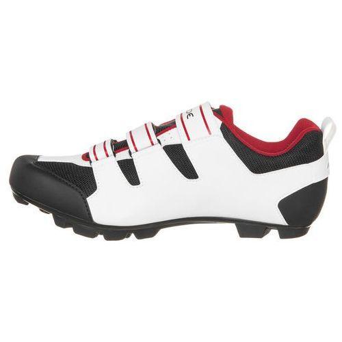 Vaude exire advanced rc buty mężczyźni biały/czarny 42 2018 buty rowerowe
