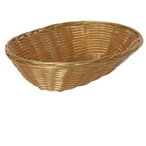 Koszyk owalny z polipropylenu | 6 szt. | 23x16x(H)6cm