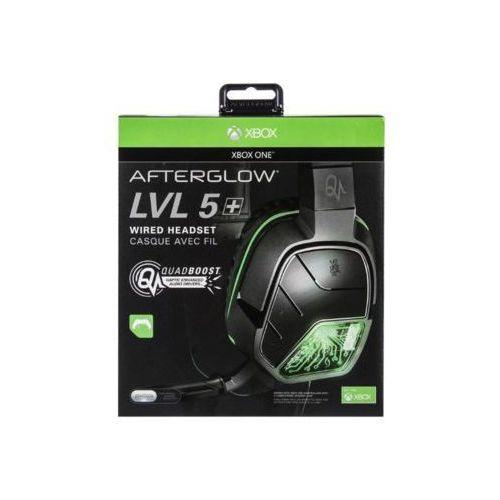 Pdp Zestaw słuchawkowy  048-042-eu-x afterglow lvl 5 plus stereo do xbox one