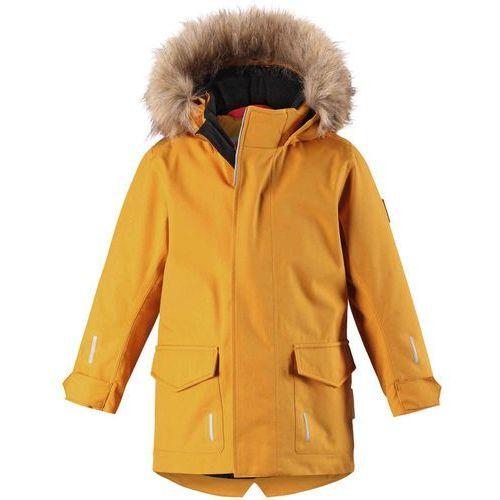 Reima myre kurtka dzieci żółty 110 2018 kurtki codzienne (6438429018926)