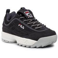 Sneakersy FILA - Disruptor S Low 1010577.7ZW Dark Shadow
