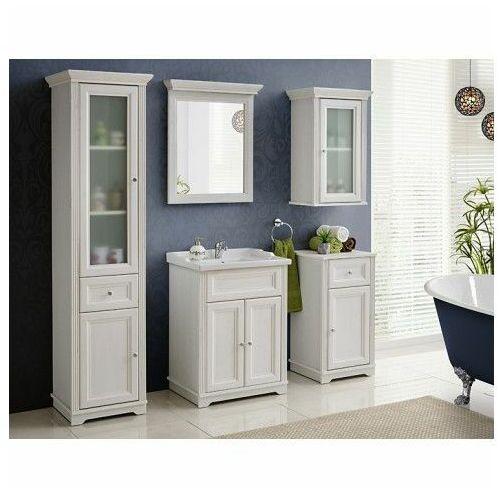 Komplet mebli łazienkowych vermont 60 - shabby shic marki Producent: elior