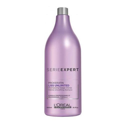 liss unlimited | szampon wygładzający 1500ml marki Loreal