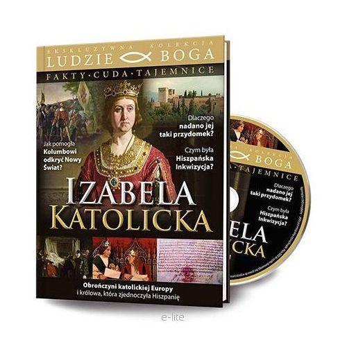 Praca zbiorowa Izabela katolicka + film dvd