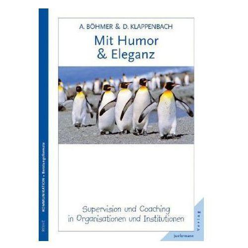 Mit Humor und Eleganz Böhmer, Annegret (9783873876590)