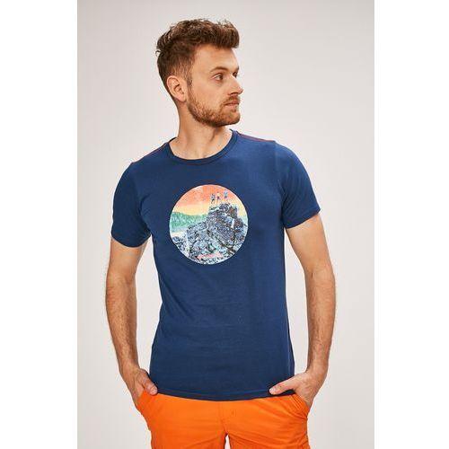 Columbia - t-shirt horizon view