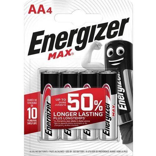 Bateria ENERGIZER Max AA LR6 1,5V 4szt.